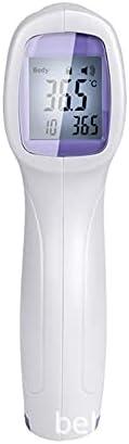 HRTX Termómetro infrarrojo Termómetro Digital médico sin Contacto Termómetro infrarrojo láser para la Frente Adulto Infantil Niño