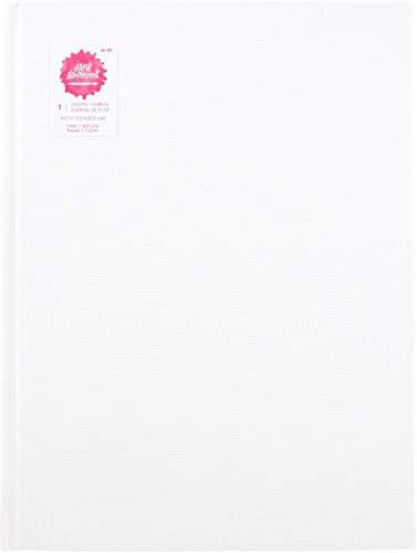 Jane Davenport Jornal de lona 22,8 x 30,4 cm