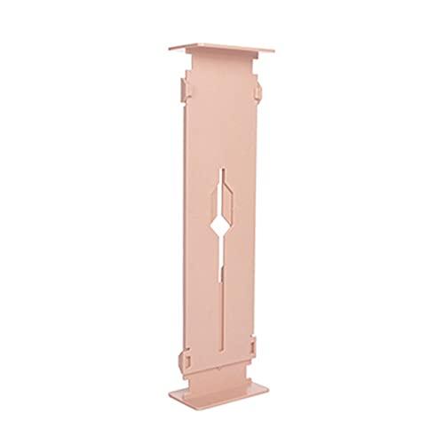Huaji Separadores de cajones organizadores separadores de plástico ajustables para dormitorio, baño, armario, cocina
