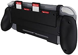 TwiHill Alça integrada para Nintendo Switch Lite, com suporte de slot para cartão, suporte de alça Nintendo Switch Lite