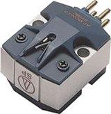 Audio Technica Testina (at-Mono3/Sp) Audio Mono a Bobina Mobile Per 78...