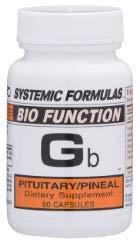 Systemic Formulas Bio Function Gb Pituitary/Pineal 60 Capsules