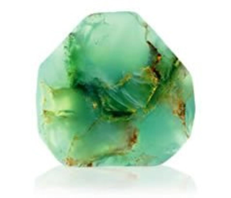 長々と素子骨折Savons Gemme サボンジェム 世界で一番美しい宝石石鹸 フレグランスソープ ジェイド 170g