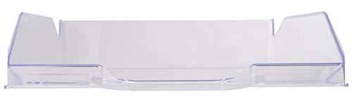 Exacompta Office - Bandeja de correo, color transparente glossy