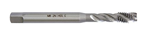 HSS Co. Maschinengewindebohrer - DIN 371, Form C, 35° RSP, M4/Steigung = 0.7
