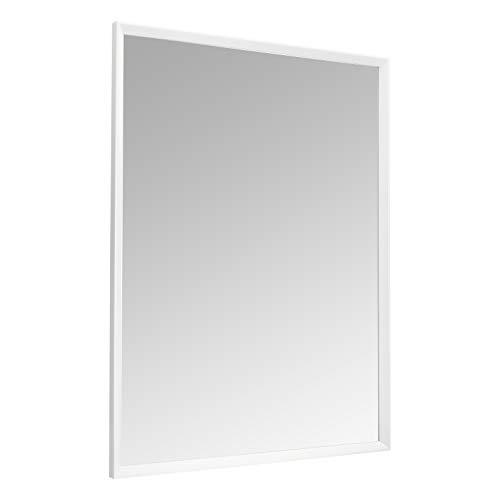 Espejo Blanco Pared  marca Amazon Basics
