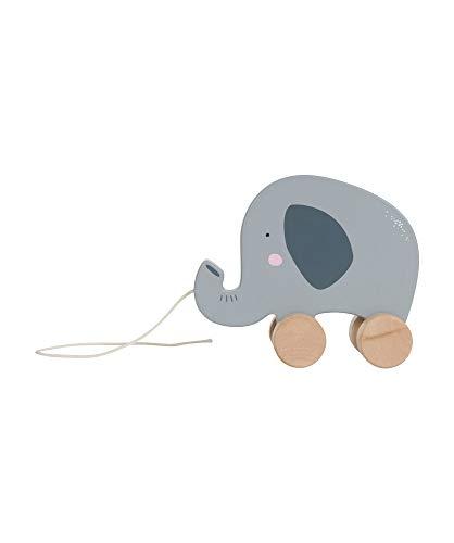 Little Dutch LD4450 Holz Nachziehtier Elefant - 2