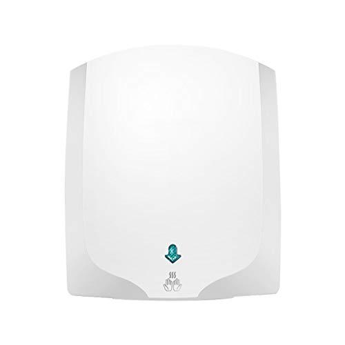 Secador de Manos Eléctrico Pared Secador de manos automático Secador de manos eléctrico de inducción inteligente 2000w de alta velocidad de viento frío y caliente Secador de baños de baño Baño automát