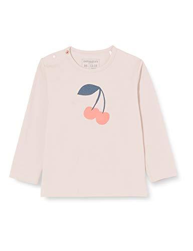 Imps & Elfs Baby-Mädchen G Regular T-Shirt ls Calvania Langarmshirt, Rosa (Lotus P471), (Herstellergröße: 50)