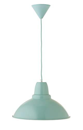 Lámpara de techo City 36 agua marina.