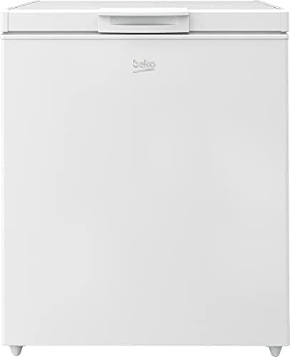 Congelador arcón Beko HS221530N, 205L, A+