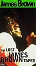 Lost James Brown Tapes VHS