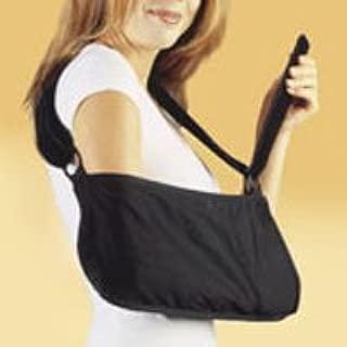 Hely & Weber 500-M Arm Sling Deep Pocket Black Medium Ea