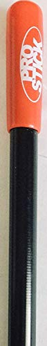 Prostick 2` Foot Fiberglass 1000 Watt - Black CB Radio Antenna