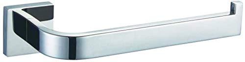 TAIDENG Dispensadores de Rodillos de Cocina Soporte de Toalla de Papel Cuadrado 304 Soporte de Papel higiénico de Acero Inoxidable Titulares de Papel higiénico Accesorios de baño