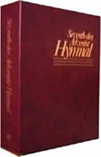 The Seventh Day Adventist Hymnal, Accompanist Edition (Burgundy wire-o Hardcover)