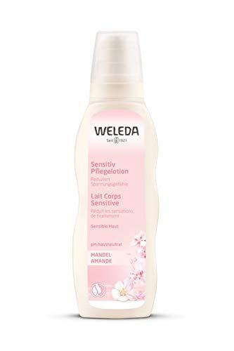 WELEDA Mandorla Sensitive Crema Fluida, 200 ml