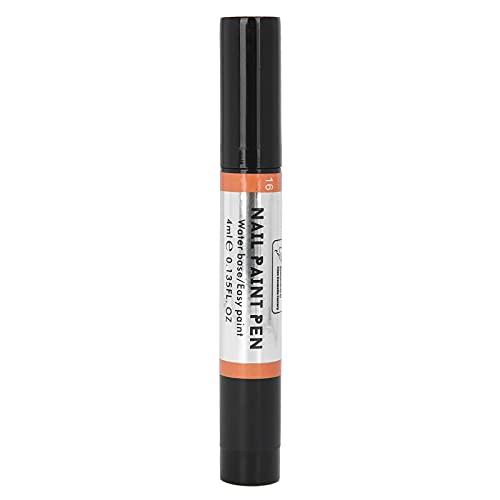 Stylo de vernis à ongles en gel, stylo de vernis à ongles non toxique pour manucure pour salons de manucure(16, Polar Animals)