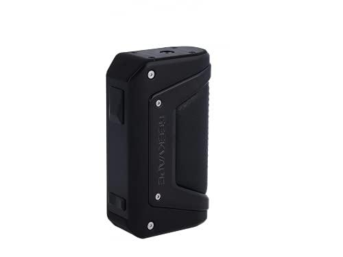 GeekVape AEGIS Legend Box Mod 2 - Portaherramientas (200 W, sin líquido y, por lo tanto, sin nicotina, 300 g), color negro
