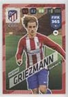 Antoine Griezmann (Trading Card) 2017-18 Panini Adrenalyn XL Fifa 365 - [Base] #98