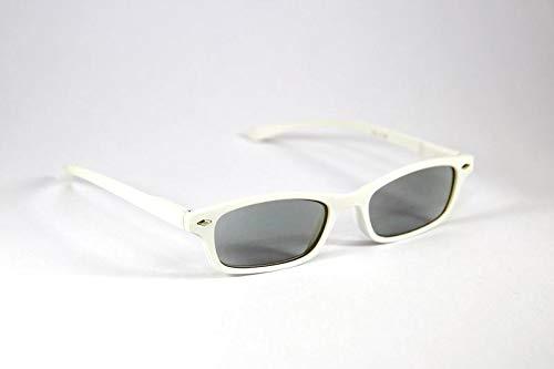 Ibd Sunreader Excellent White +1.00 Zonneleesbril