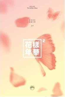 BTS - [In The Mood For Love] PT.2 cuarto 4th Mini Album (Peach Ver.) CD + Photobook + Photocard Bangtan