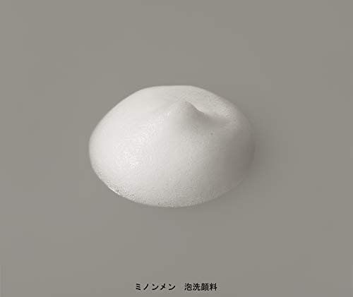 MINONMEN(ミノンメン)フェイスウォッシュ【泡洗顔料】