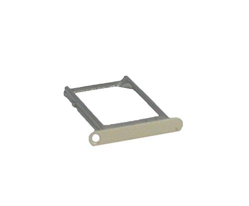 Preisvergleich Produktbild Samsung SM-A500F,  SM-A500FU Galaxy A5 Sim Halter Schlitten Kartenhalter,  Card Holder Tray,  Gold