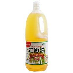 築野食品 食用 こめ油 PET 1500g×10本入 米油
