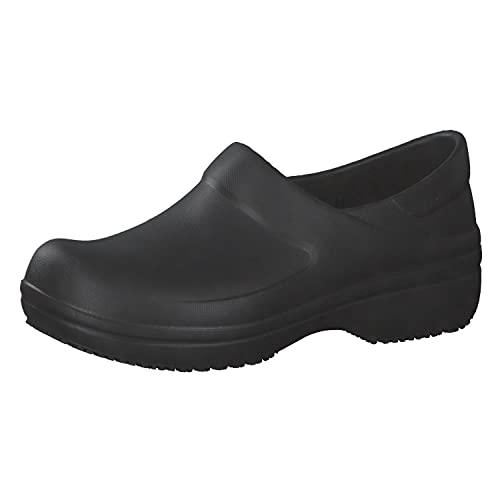 Crocs Women's Neria Pro II Clog, Black,