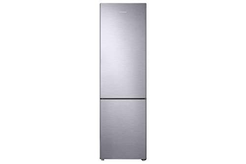 Samsung RB37R500PSS EF Frigorifero Combinato Serie 5000, Total No Frost, Compressore Digital Inverter, 353 L, Argento