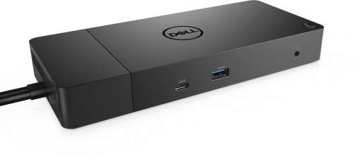 dell performance dock wd19dc docking station with 240w