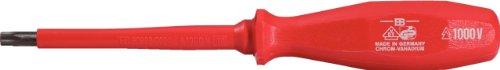 KS Tools 117.0552 Geïsoleerde schroevendraaier voor interne TX-schroeven, T15