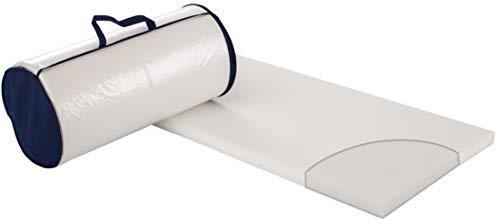 Träumeland Reisebettmatratze GOOD, feiner Softschaumkern & durchgehende Liegefläche, Größe 60 x 120 x 4 cm