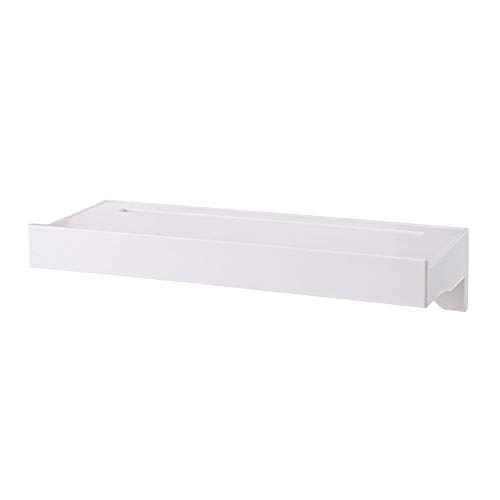 Toalla estantes Hogar Multifuncional Bastidores Gratuito de perforación de baño Toalla Rack de Almacenamiento en el baño o en la Cocina (Color : White, Size : One Size)