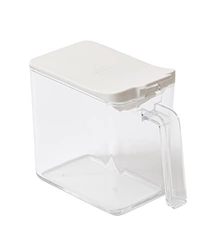 サラサデザイン b2c スパイスコンテナ(ホワイト)
