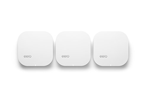 eero Home WiFi System (Pack of 3)