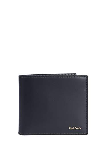 Paul Smith Luxury Fashion Uomo M1A4832AMULTI79 Nero Portafoglio | Primavera Estate 20