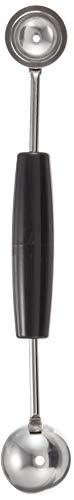 『タイガークラウン くり抜き 黒 29×19×190mm PHフルーツクリ抜型 ステンレス 球状 572』の3枚目の画像