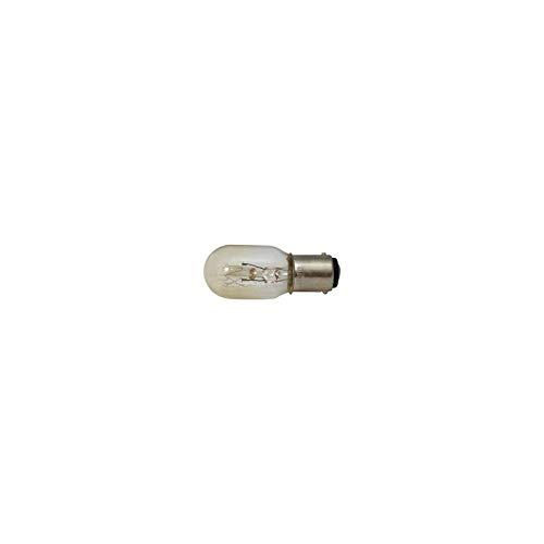BoliOptics 20W AC 120V 60Hz Oval Incandescent Microscope Light Bulb Replacement BU99011103