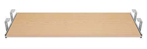 FIX&EASY Guías con bandeja 800X400mm tono arce maple,