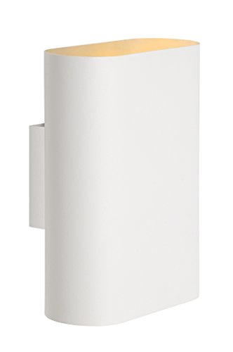 Lucide OVALIS - Applique Murale - Blanc