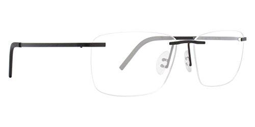 Porsche Design Gafas de Vista P'8321 Black 56/15/140 unisex