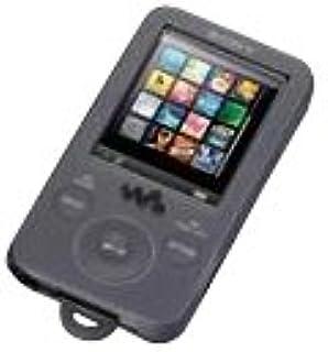 Sony CKMNWZE430BLK Silicone Case for Sony Walkman NWZ-E430 Series Player (Black)
