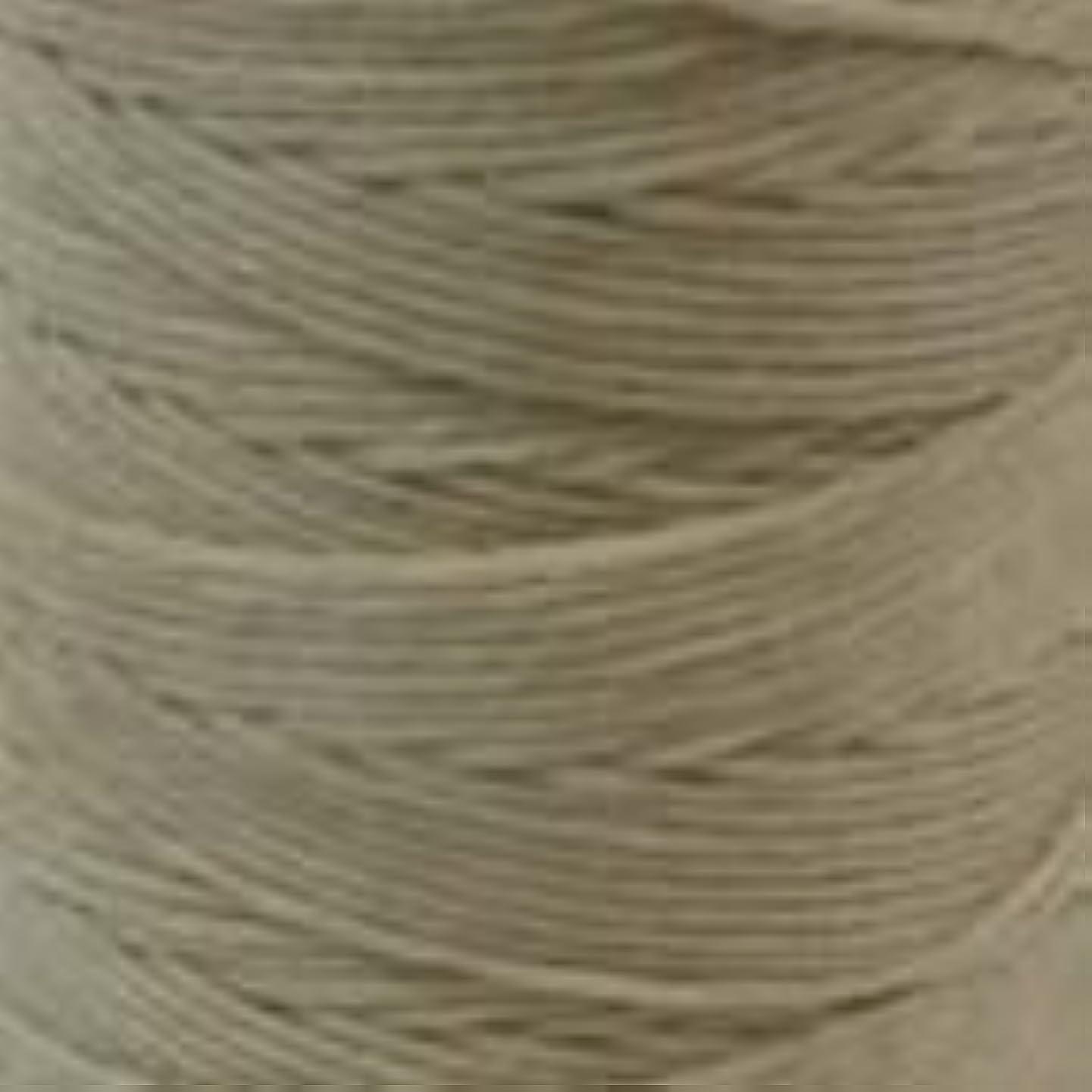 Irish Waxed Linen Crawford Cord 4 Ply 10 Yards NATURAL 420014