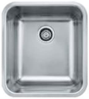 Franke GDX11018 Grande 19-Inch x 18-Inch Single Bowl Undermount Kitchen Sink by Franke