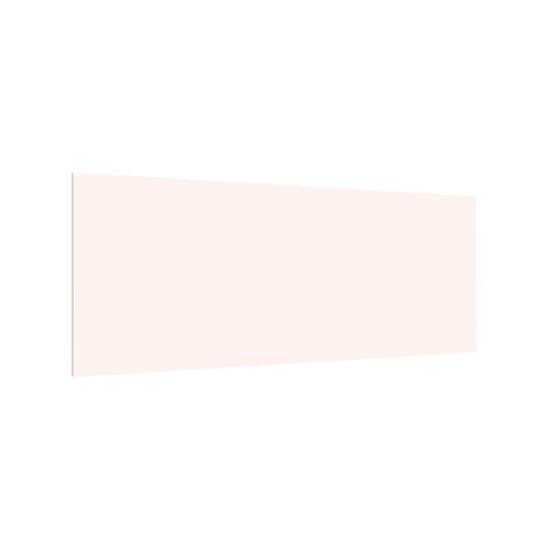 Bilderwelten Panel antisalpicaduras de Cristal - Nacre - Panorámico, Panel antisalpicaduras Panel de Vidrio para Cocina Panel Protector contra Salpicaduras, Tamaño: 40cm x 100cm