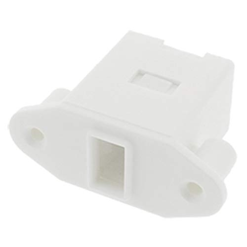 Repairwares Washing Machine Door/Drawer Pedestal Latch 137006200 7137006200 PS2349356 AP4368805 for Select Frigidaire and Electrolux Clothes Washer Models