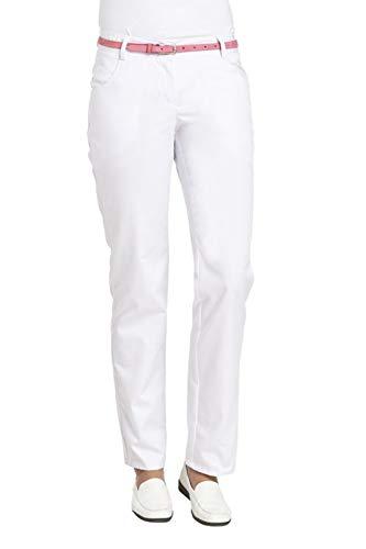 Leiber Damenhose CLASSICvon 08/6970 ca.80cm 38 Weiss