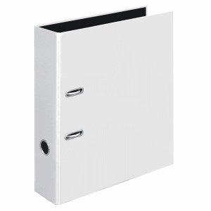 VELOFLEX 6 x Briefordner Classic A4 7cm weiß